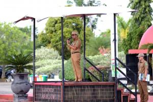 HM Damrah Kepala Dinas Kesehatan Kabupaten Tanah Bumbu
